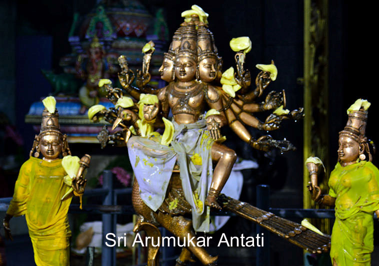 Arumukar Anthathi – English
