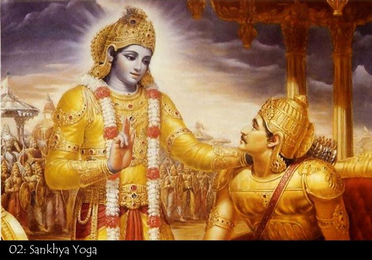 Essence of Sankhya Yoga Bhagavadgita Chapter-2