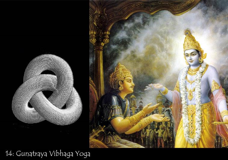 14 Gunatrayavibhaaga Yoga