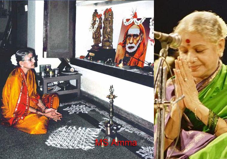 Tribute to MS Subbulakshmi – Tamil